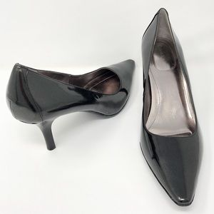 Calvin Klein Classic DOLLY Patent Leather Pump